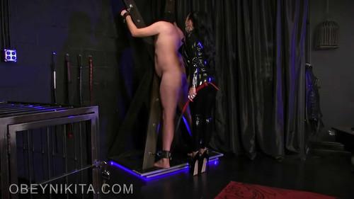 Mistress Nikita/Obeynikita: Whipped Limp – WMV