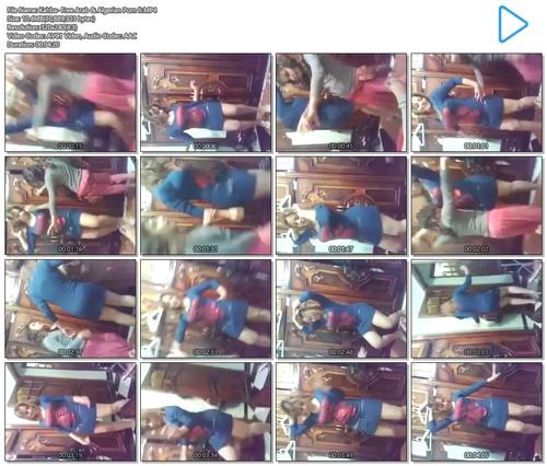 شرمطة بنوتات جزائريات في فيديو جامد