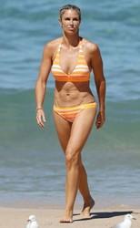 Candice Warner in Bikini at Coogee 1