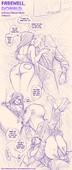 Melkor Mancin Farewell Donald sketch
