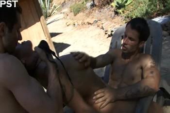 Torture Rape at Cougar Beach
