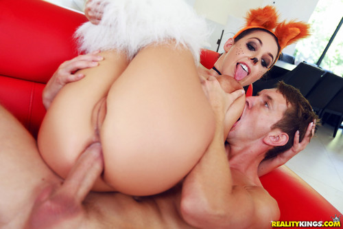 Monster Curves - Angela White (Foxy Angela Loves Anal)