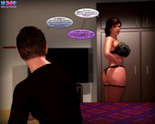 New 3d porn comic by Y3DF – FlashBack - 41 pages