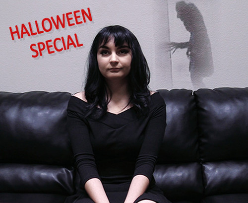 Backroom Casting Couch - Mary
