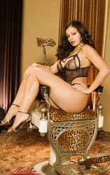 1185_glam_Leopard Chair Part I