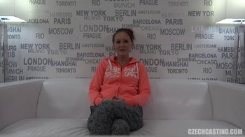 HD CzechCasting Martina 7164