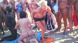 Cap d agde sex in the dunes