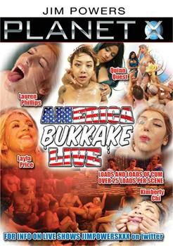 America Bukkake Live (2017)
