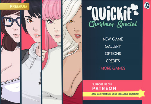 Quickie [Premium] Episode 1 - 5 [Oppai Games]