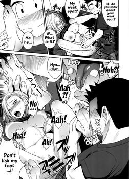 SUTEKI NA OKUSAN Hentai Manga