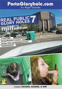 Real Public Glory Holes 7- MILF Edition (2018)