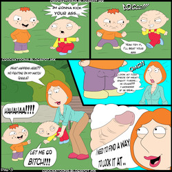Family Guy Baby Play by Croc All 7 Chapters