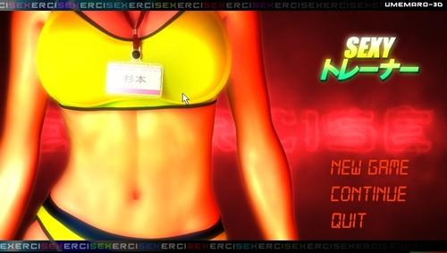 3h6oaljeh4cc - Sexy trainer Shoko Sugimoto [Umemaro 3D] [ENG,JAP] [2018]