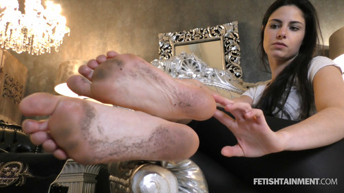 Lick pharmacist Elas dirty soles - FULL HD WMV