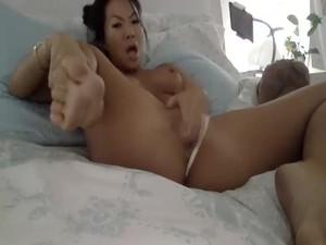 Tags: asian, solo, masturbation, toys, big tits