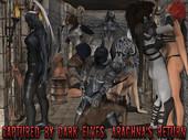 Captured by Dark Elves: Arachna's Return Demo Version by Darktoz