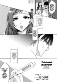 Tukisiro Saya - Taking Sister hentai manga comic