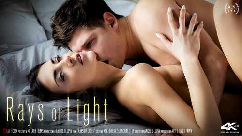 SexArt Miki Torrez & Michael Fly Rays Of Light