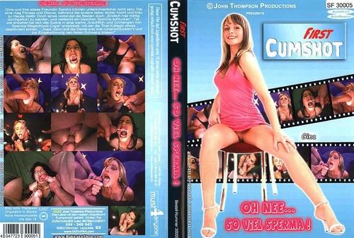 First Cumshot - Oh Nee... So viel Sperma - (GGG)