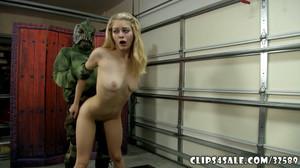 Alli Rae - Swamp Monster vs The Beauty, HD