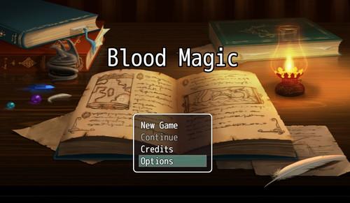 Free download porn game: Novin - Blood Magic - Version 0003