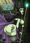 Sleeping Beauty Collection - Sexy Maleficent