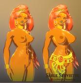 Sable Serviette - Breath of the Wild The - Legend of Zelda sex comic