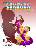 The Savage Sword of Sharona 5 The Lying Game
