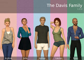 The Davis Family Version 1.1.0 by B & D & S & M Productions