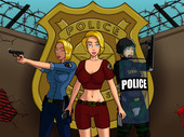 Futa in the Police Academy Version 0.3 by FutaBox