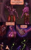 Mnogobatko - Zenns Bidding - World of warcraft XXX comic