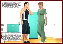 Hospital Treatment from Nurse by Mazut