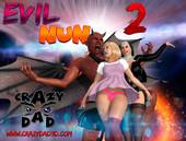 Crazy dad Evil Nun 2