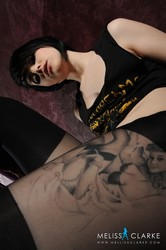 Mellisa-Clarke-Black-T-Shirt-with-Sexy-Tights--b6smgplbw4.jpg