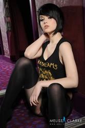 Mellisa-Clarke-Black-T-Shirt-with-Sexy-Tights--n6smgo3iq2.jpg