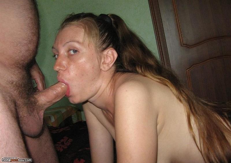 Русские жены отсасывают своим мужьям дома #15