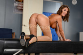 August Ames - A Tip To The School Nurse (solo)