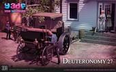 Y3DF - Deuteronomy 3