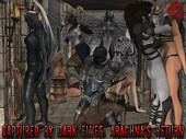 Captured by Dark Elves: Arachna's Return Episode 2 FinalFix by Darktoz