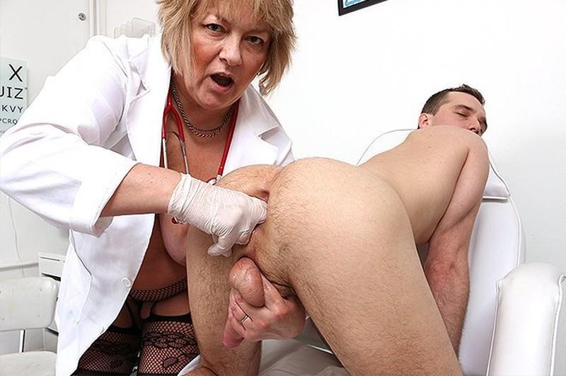 Prostate exam free xxx galeries