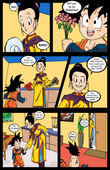 Everfire - Happy Valetine for Chi Chi from Dragon Ball Z