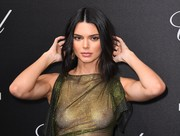Kendall Jenner hot seethrough pics