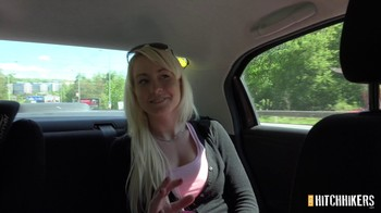 Licky Lex CzechHitchhikers