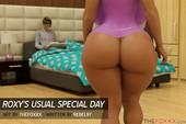 TheFoxxx - Roxy's Usual Special Day