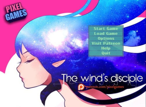 Pixelgames - The Wind's Disciple - Version 1.2