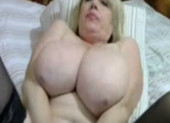 Chesty MILF Masturbating Like Creazy Live Cam Show