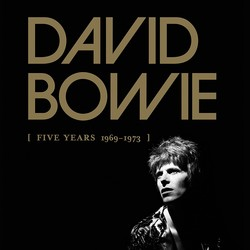David Bowie - Five Years 1969-1973 (2015)