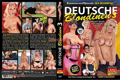 Deutsche Blondinen Porno