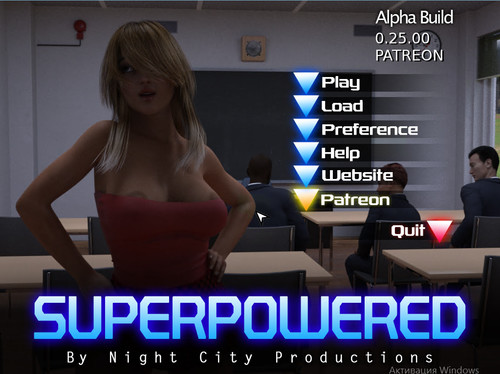 Night City Productions - Superpowered - Version 0.25