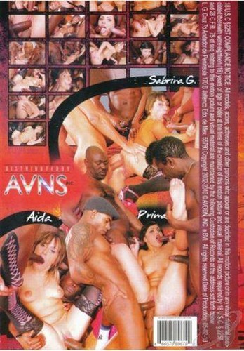 Hey Bro's Gangbang My Pretty White Ass - Aida, Prima, Sabrina G.. (Sineplex-2007)